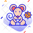 Rats Infection Cause Icon