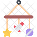 Rattle Toy Icon