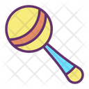 Irattle Rattle Baby Toy Icon