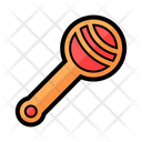 Baby Little Baby Rattle Icon