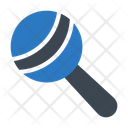 Rattle Shake Toy Icon