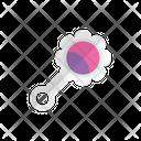 Rattle Shake Toy Icon