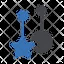 Rattle Toy Pram Icon