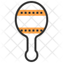 Rattle Toy Baby Icon