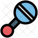Rattle Shaker Toy Icon