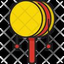 Rattle Drum Musical Instrument Drum Icon