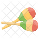 Toy Rattle Baby Rattle Rattle Maracas Icon