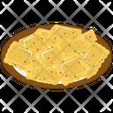 Ravioli Pasta Platter Italian Pasta Italian Ravioli Pasta Icon