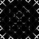 Raw Data Icon