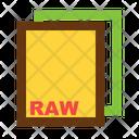 Raw Ile Format Icon