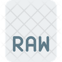 Raw File Icon
