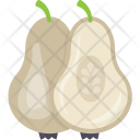Raw Mango Unripe Icon