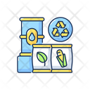 Raw Material Fuel Icon