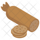Raw Sausages Icon