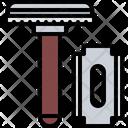 Razor Blade Hairstyle Icon