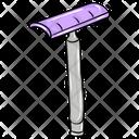 Cutting Edge Shaving Instrument Razor Icon
