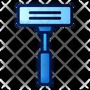 Razor Man Blade Icon