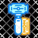 Razor Blade Callus Icon