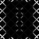 Razor Blade Cut Icon