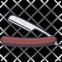 Razor Shaving Barber Icon