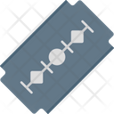 Cutting Edge Razor Blade Razor Tool Icon