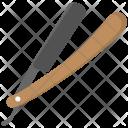 Razor Blade Straight Icon