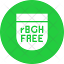 Rbgh Hormone Free Icon