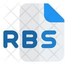 Rbs File Audio File Audio Format Icon