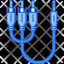 Rca jack Icon