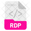 Rdp file Icon