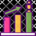 Reach Goal Achievement Goal Icon