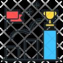 Mreach Goal Icon