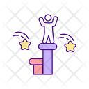 Reaching End Of Game Level Icon