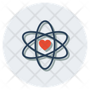 React Orbit Science Symbol Icon