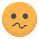 Reaction Amaze Shock Icon