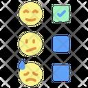 Reaction Experiment Emoji Icon
