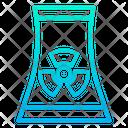 Energy Nuclear Nuclear Plant Icon