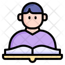 Read Book Book Read Icon