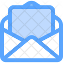 Read Email Received Mail Email Marketing Icon