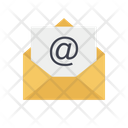 Read Email Email Adreess Mail Icon