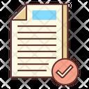 Readability Check Icon