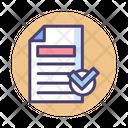 Readability Check Readability Check Icon