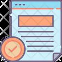 Mreadability Check Readability Check Verify Website Icon