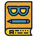 Reader Book Icon