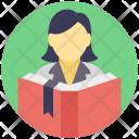 Reading Study Knowledge Icon
