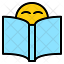 Reading Imagination Concentration Icon