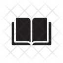 Book Reading Studying Icon