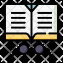 Reading Read Book Icon