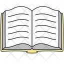 Book Library Reading Icon