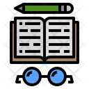 Reading Education Learning Icon
